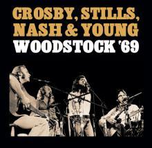 CROSBY STILLS NASH & YOUNG  - 2xVINYL WOODSTOCK '69 [VINYL]