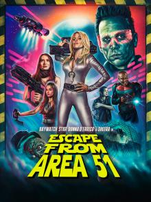 FEATURE FILM  - BLU ESCAPE FROM AREA 51