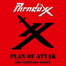 PARADOXX  - VINYL PLAN OF ATTAK ..