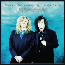 DAVID COVERDALE & JIMMY PAGE  - 2xVINYL THE STUDIO BROADCAST [VINYL]