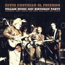 ELVIS COSTELLO & FRIENDS  - 2xVINYL VILLAGE MUSI..