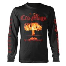 CRO-MAGS  - LS THE AGE OF QUARREL [velkost XL]