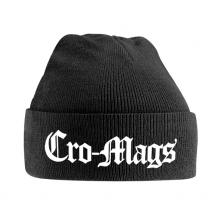 CRO-MAGS  - HATS WHITE LOGO