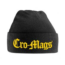 CRO-MAGS  - HATS YELLOW LOGO