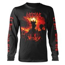 DEICIDE  - LS TO HELL WITH GOD [velkost XXL]