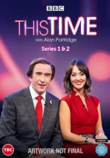 TV SERIES  - DVD THIS TIME WITH ALAN..