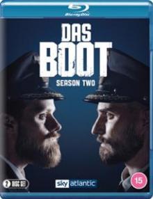 DAS BOOT  - BRD SEASON 2 [BLURAY]