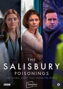 TV SERIES  - DVD SALISBURY POISONINGS