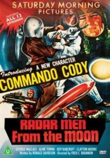 TV SERIES  - DVD RADAR MAN FROM THE MOON