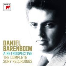 BARENBOIM DANIEL  - 46xCD RETROSPECTIVE -BOX SET-