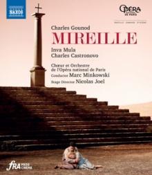 CHARLES GOUNOD (1818-1893)  - BRD MIREILLE [BLURAY]