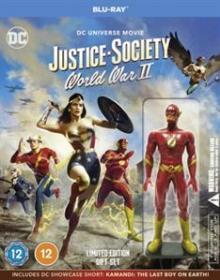 ANIMATION  - BRD JUSTICE SOCIETY:.. [LTD] [BLURAY]