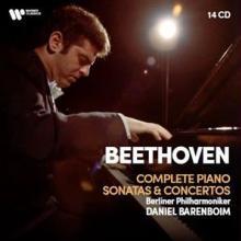 BARENBOIM DANIEL/BERLINER PHI  - 14xCD BEETHOVEN: COM..