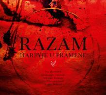 RAZAM  - CD HARPYJE U PRAMENE