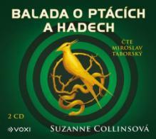 AUDIOKNIHA  - 2xCD COLLINSOVA SUZA..