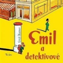 PROCHAZKA ALES  - CD KASTNER: EMIL A DETEKTIVOVE (MP3-CD)