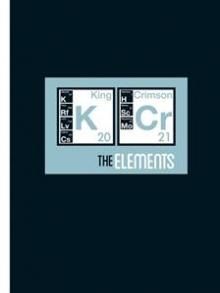 KING CRIMSON  - 2xCD ELEMENTS TOUR BOX 2021