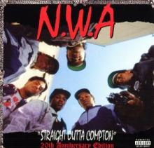 N.W.A.  - 2xVINYL STRAIGHT OUT..