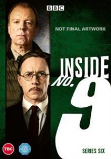 TV SERIES  - DVD INSIDE NO.9 - SEASON 6