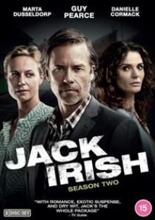 TV SERIES  - DVD JACK IRISH - SEASON 2