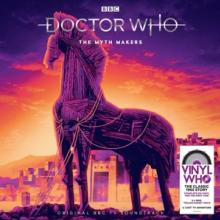 DOCTOR WHO  - 2xVINYL DOCTOR WHO -..