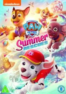 ANIMATION  - DVD PAW PATROL: SUMMER..