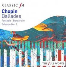 CHOPIN  - CD BALLADES NOS. 1 - 4