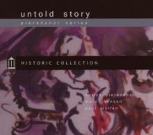 ENRICO PIERANUNZI / MARC JOHNS..  - CD UNTOLD STORY