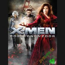 FILM  - DVD X-Men: Poslední..
