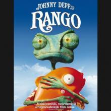 FILM  - DVD Rango (Rango) DVD