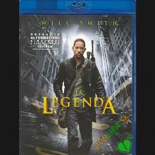 FILM  - Já, legenda (I Am Legend) Blu Ray
