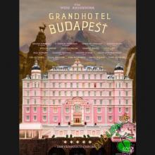 FILM  - DVD GRANDHOTEL BUDAP..