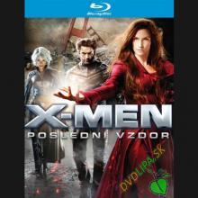 FILM  - BRD X-Men: Poslední..