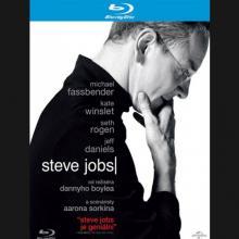 FILM  - BRD Steve Jobs 2015 Blu-ray [BLURAY]