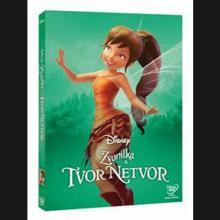 Zvonilka a tvor Netvor (Tinker Bell and the Legend Of The Neverbeast) Edice Disney Víly DVD - supershop.sk