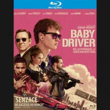 FILM  - BRD BABY DRIVER Blu-ray [BLURAY]