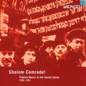 VARIOUS  - CD SHALOM COMRADE! /..