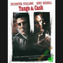 FILM  - DVD Tango a Cash (Tango & Cash) DVD
