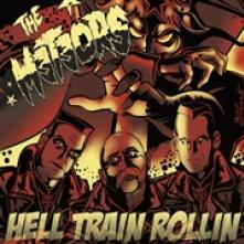 METEORS  - VINYL HELL TRAIN ROLLIN' [VINYL]