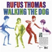 THOMAS RUFUS  - VINYL WALKING THE DOG [VINYL]