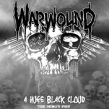 WARWOUND  - CD A HUGE BLACK CLOUD