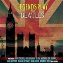 VARIOUS  - CD LEGENDS PLAY THE BEATLES