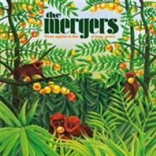MERGERS  - VINYL THREE APES IN THE.. [VINYL]
