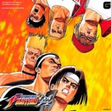 SOUNDTRACK  - CD KING OF FIGHTERS 1994