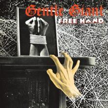 GENTLE GIANT  - 2xVINYL FREE HAND RED LTD. [VINYL]