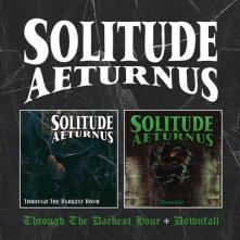 SOLITUDE AETURNUS  - 2xCD THROUGH THE.. -REISSUE-