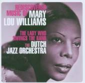 DUTCH JAZZ ORCHESTRA  - CD REDISCOVERED MUSIC OF..