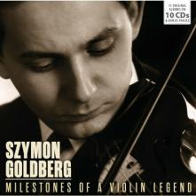 GOLDBERG SZYMON  - CD MILESTONES OF A VIOLIN LEGEND