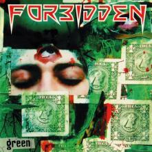 FORBIDDEN  - CD GREEN -REISSUE-