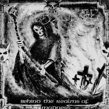 SACRILEGE  - CD BEHIND THE REALMS OF MADNESS